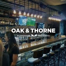 Oak & Thorne Neighbourhood Public House - Langley