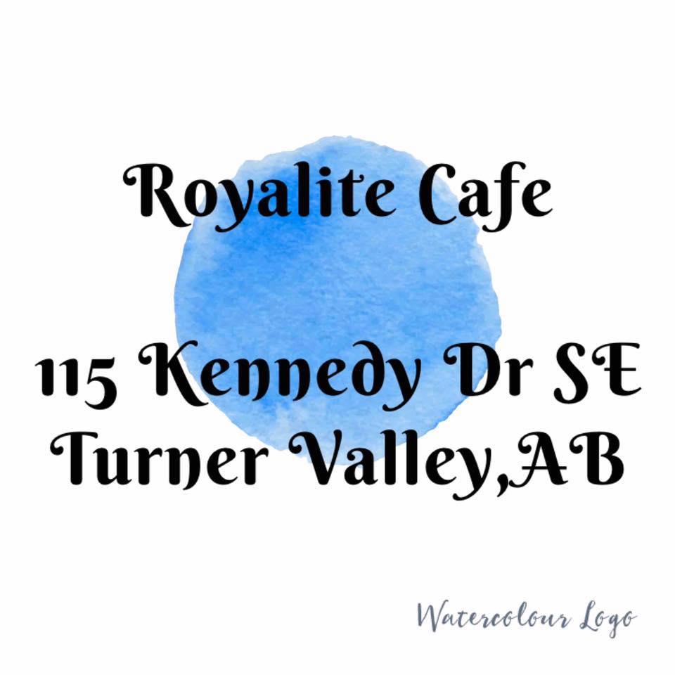 Royalite Cafe - Turner Valley