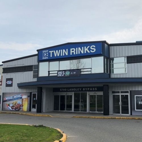 Langley Twin Rinks