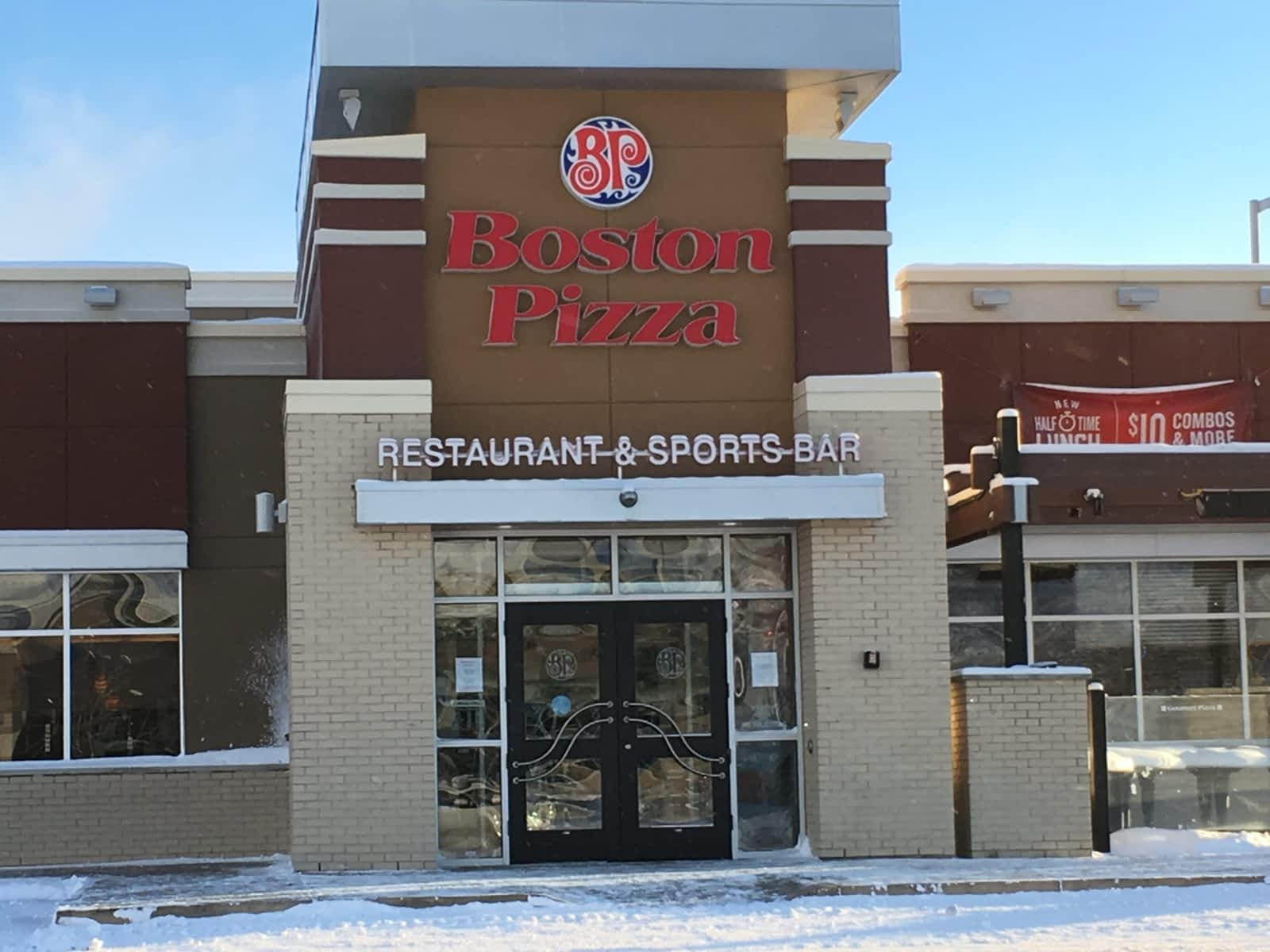 Boston Pizza (Symon's Valley)
