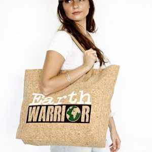 Cork Leather Totes